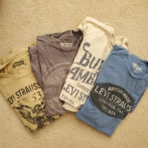 Levi Shirt Bundle XXL